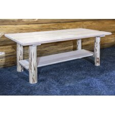 Abordale Rectangle Coffee Table by Loon Peak