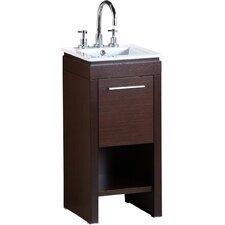 """16"""" Single Sink Vanity Set"""
