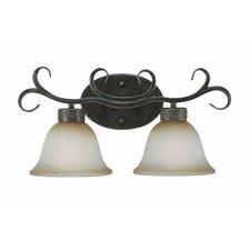 Brookshire Manor 2-Light Vanity Light