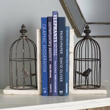 Angelou Book End (Set of 2)