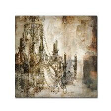 Lumi'res I' by Color Bakery Painting Print on Wrapped Canvas by Trademark Fine Art