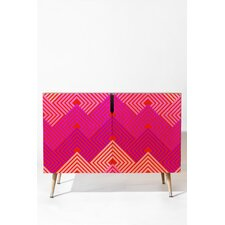 Holli Zollinger Techno Circuit Accent Cabinet by East Urban Home
