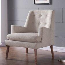 Dashiell Fabric Armchair by Corrigan Studio