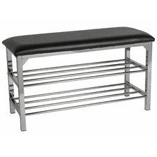 Stellarton Upholstered Storage Entryway Bench by Wade Logan