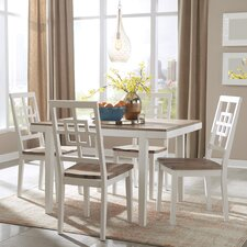 Anguilla 5 Piece Dining Set by Bay Isle Home