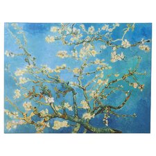 'Almond Blossom' by Vincent Van Gogh on Canvas