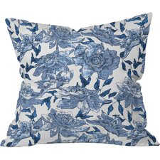 Holli Zollinger Summertime Outdoor Throw Pillow by East Urban Home