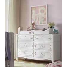 Eve 6 Drawer Double Dresser