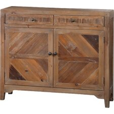 Celanova Reclaimed Wood Console Cabinet