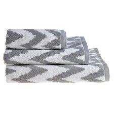 Chevron Bath Sheet Towel