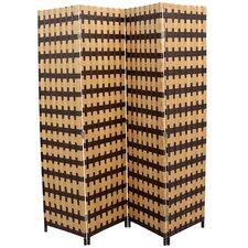 DAlger 70.75 x 70.5 4 Panel Room Divider by World Menagerie