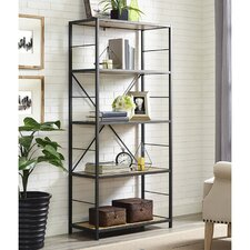 "Ardoch Metal and Wood 63"" Etagere"