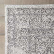 Sisemore Ivory/Silver Area Rug