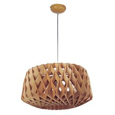 Melora 1-Light Foyer Pendant