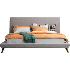 Calhame Upholstered Platform Bed