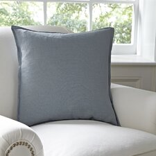 Columbine 100% Cotton Throw Pillow