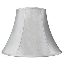 """Classics Brass 18""""Linen Bell Lamp Shade"""