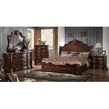 Fletcher Panel 5 Piece Bedroom Set