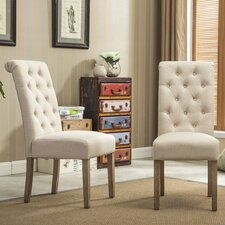 Ferdinand Parsons Chair (Set of 2) by Darby Home Co®