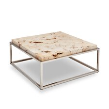 Kailey Aria Square Coffee Table by Union Rustic