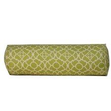 Moroccan Indoor/Outdoor Bolster Pillow