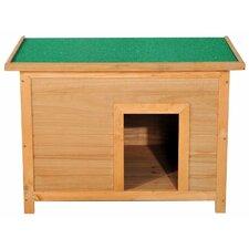 Wooden Dog Yard Kennel