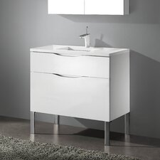 Milano 36 Bathroom Vanity Set by Madeli