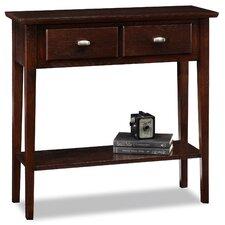 Robert Chocolate Oak Console Table