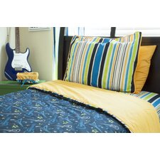 Rockstar Twin Bedding Set