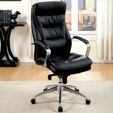 Leather Executive Chair by A&J Homes Studio