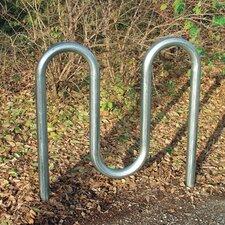 2 Bike M Freestanding Bike Rack