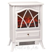 Flame Effect Standalone Electric Fireplace
