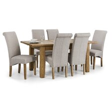 Astoria Extendable Dining Table and 6 Chairs
