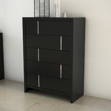 Langford 5 Drawer Chest by Simmons Casegoods