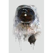 Astronaut I Graphic Art on Wrapped Canvas