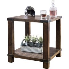 Ivar End Table by 17 Stories