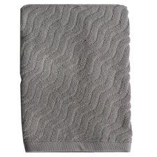 Wave Jacquard Bath Towel