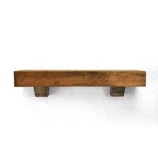Farmhouse Fireplace Mantel Shelf