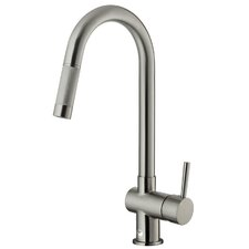 Gramercy Single Handle Pull-Down Kitchen Faucet