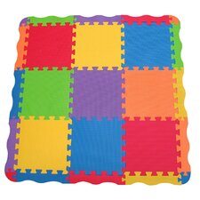 26 Piece Tile Mat Set