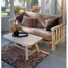 Rectangular Cedar Coffee Table