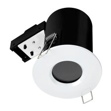 Fire and Acoustic Shower Light Fitters