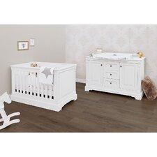 2-tlg. Babyzimmer-Set Emilia