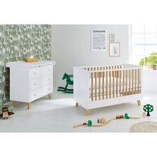 2-tlg. Babyzimmer-Set Pan