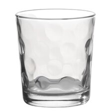 Viva 0.21 L Mixer Glass (Set of 4)