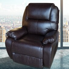 Keira Vibrating Heated Massage Chair