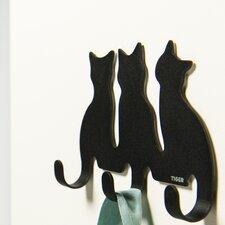 Wall Mounted Cats Hook