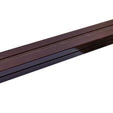 4-tlg. Unterbauleisten für Terrassendielen