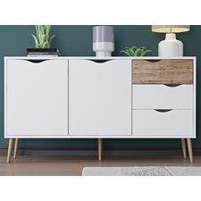 Pajaro 5 Drawer Sideboard