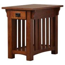 Brockton Chairside Table by Loon Peak
